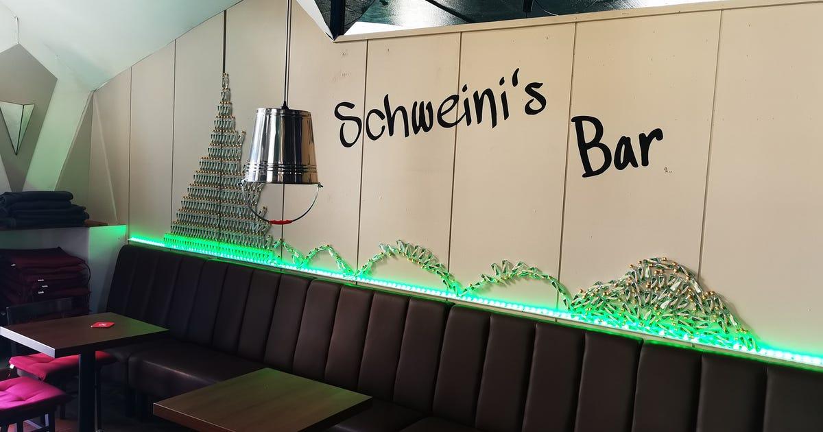 einzige kneipe in worpswede | Schweini`s Bar