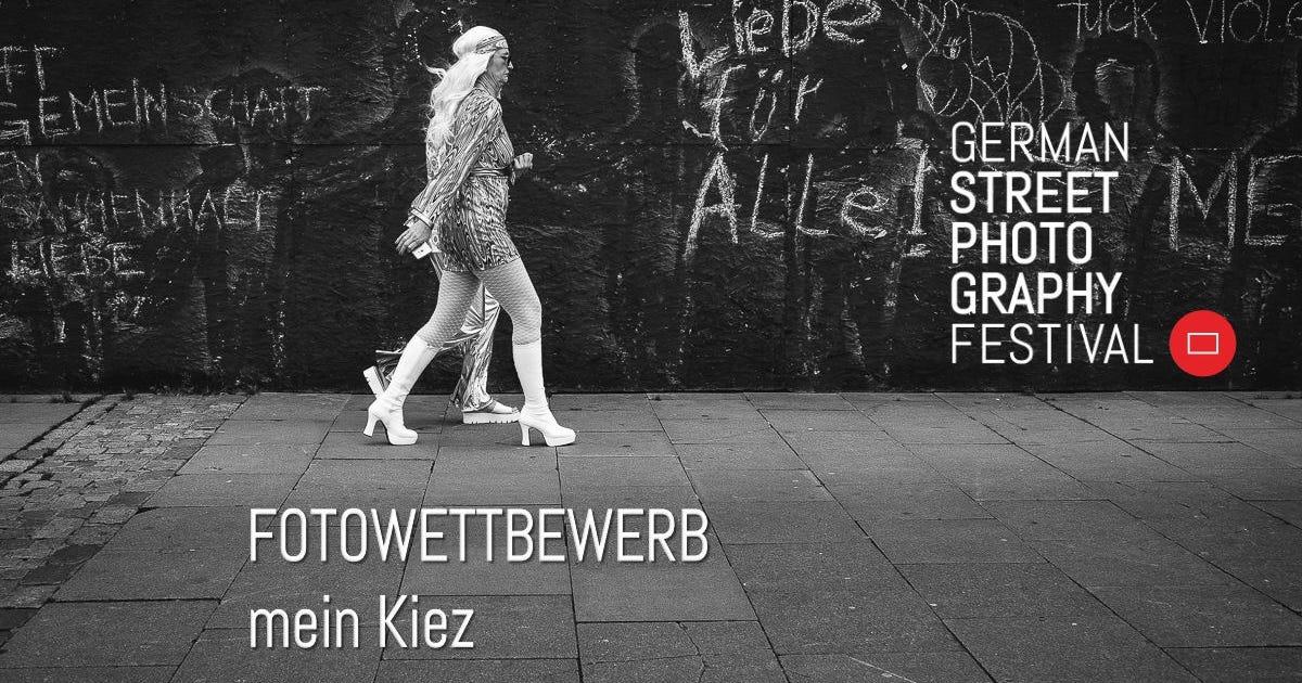 Foto-Wettbewerb | German Street Photography Festival