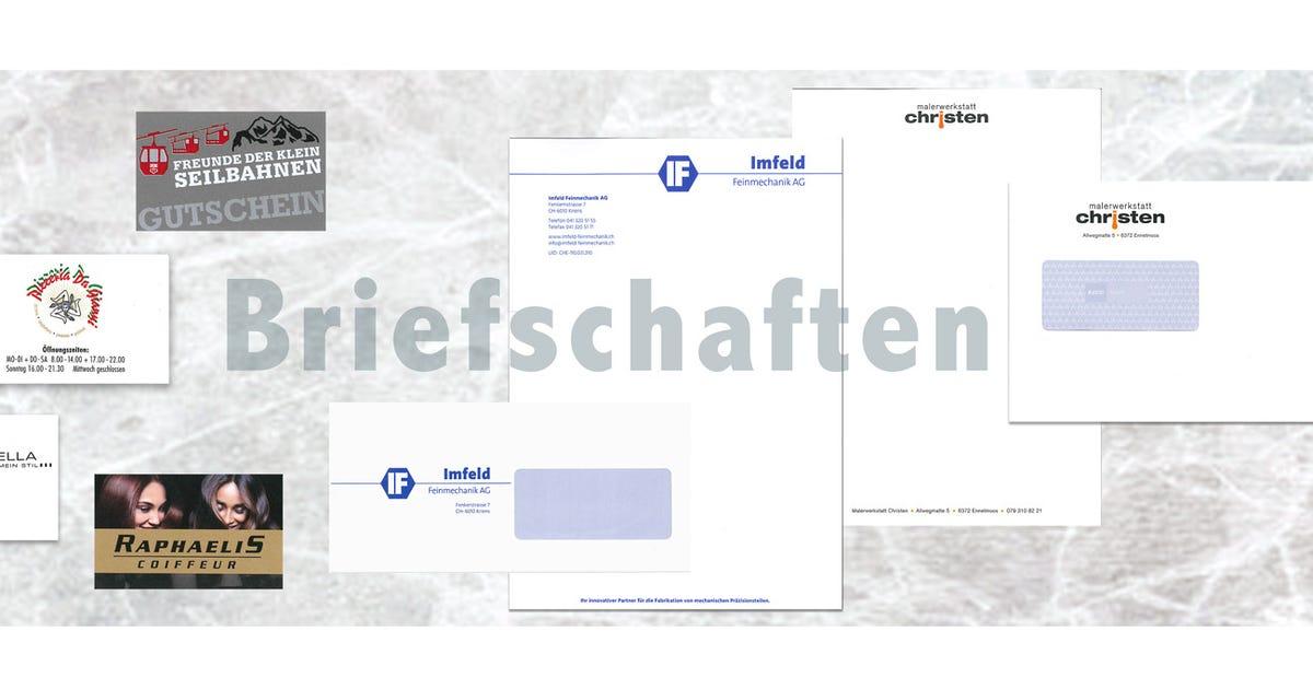 Briefschafteb Printforce Gmbh