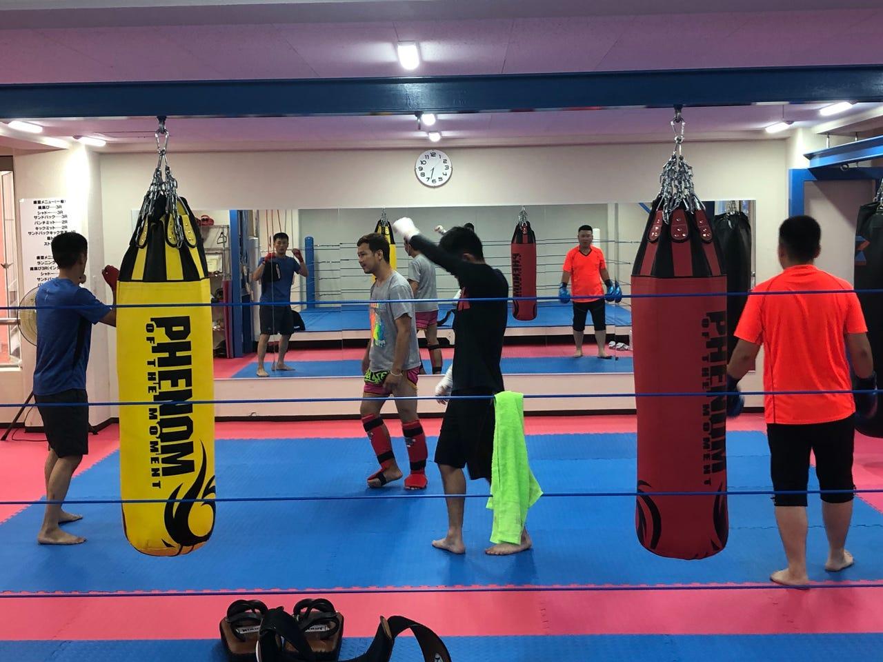 Siriluck Japan Muaythai Gym(シリラックジャパンムエタイジム) の画像