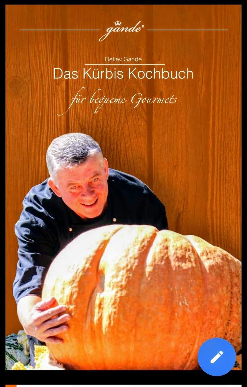 Das Kürbis Kochbuch für bequeme Gourmets