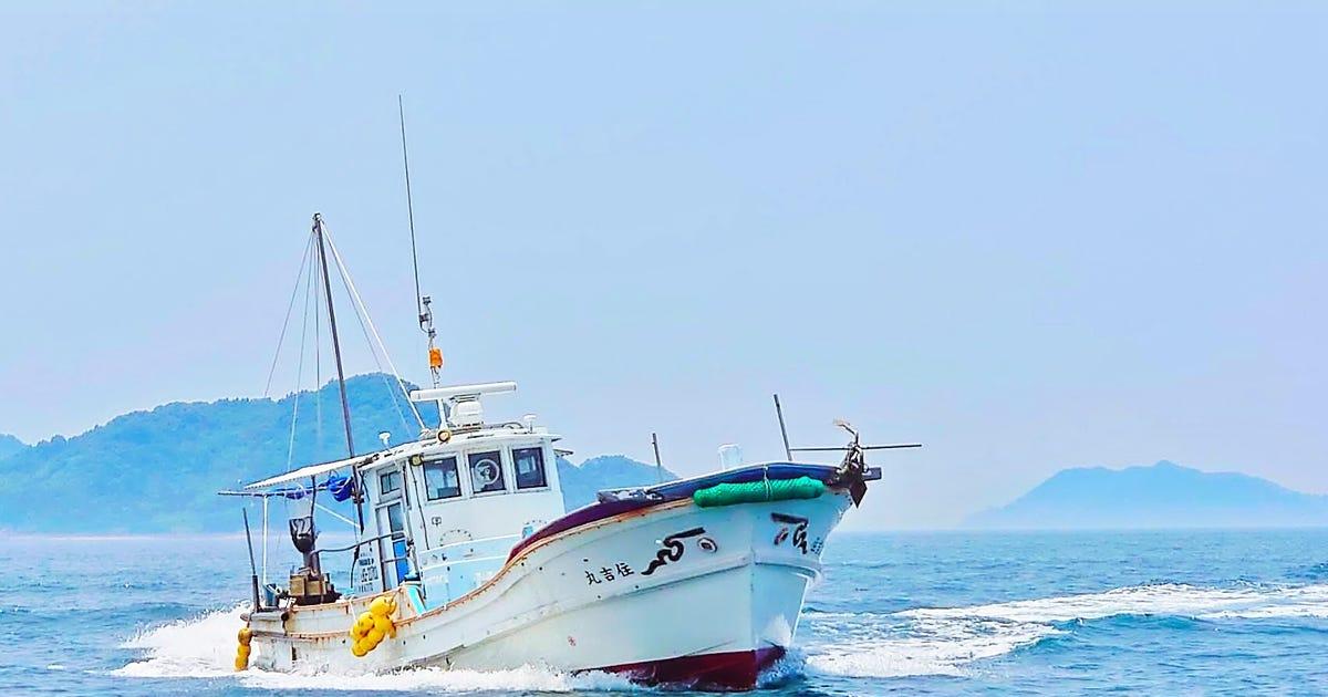 漁船 松山 遊