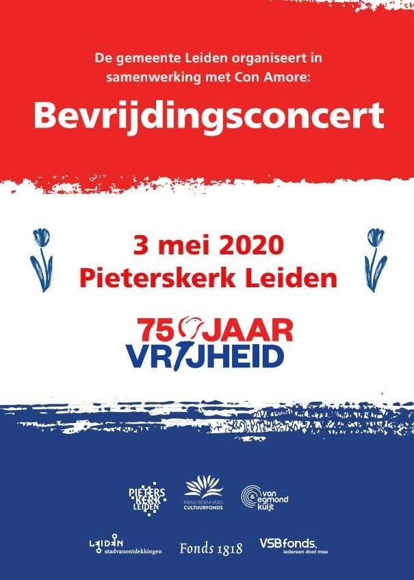 Bevrijdingsconcert Con Amore