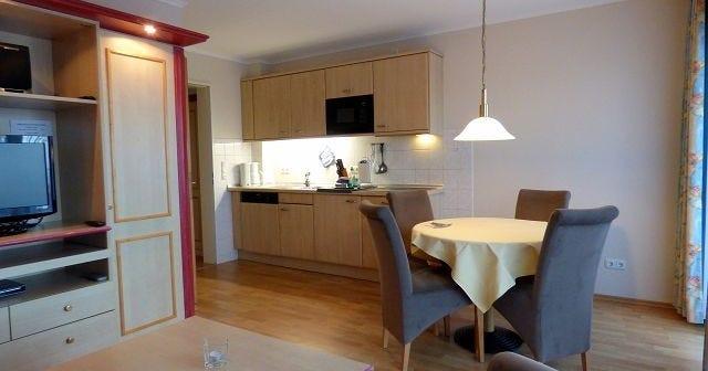 Apartment 6 Haus Niedersachsen Unterkünfte