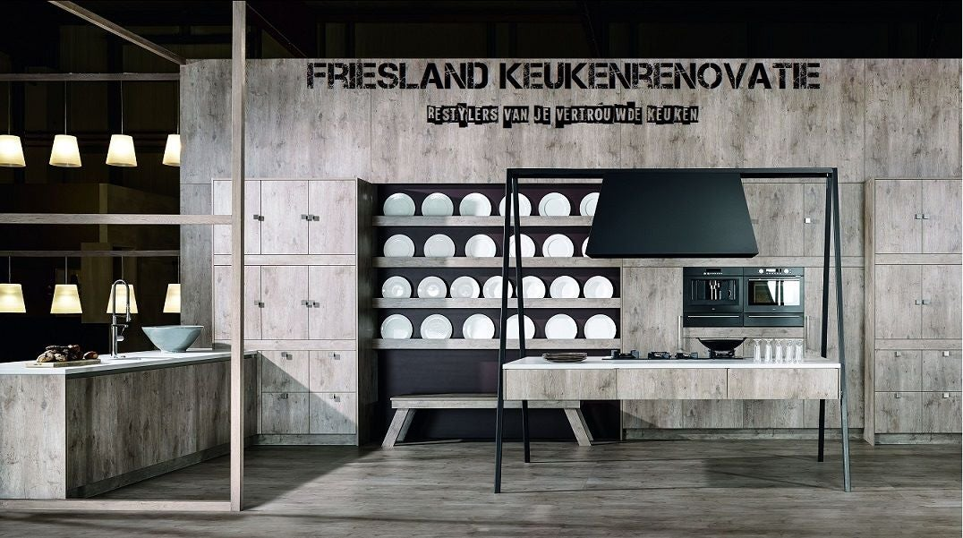 Keuken Renoveren Friesland : Interieurdesigner friesland keukenrenovatie