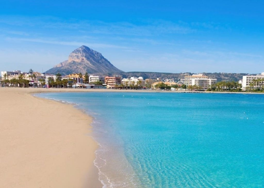 Tour Virtual | PLAYA ARENAL, Javea
