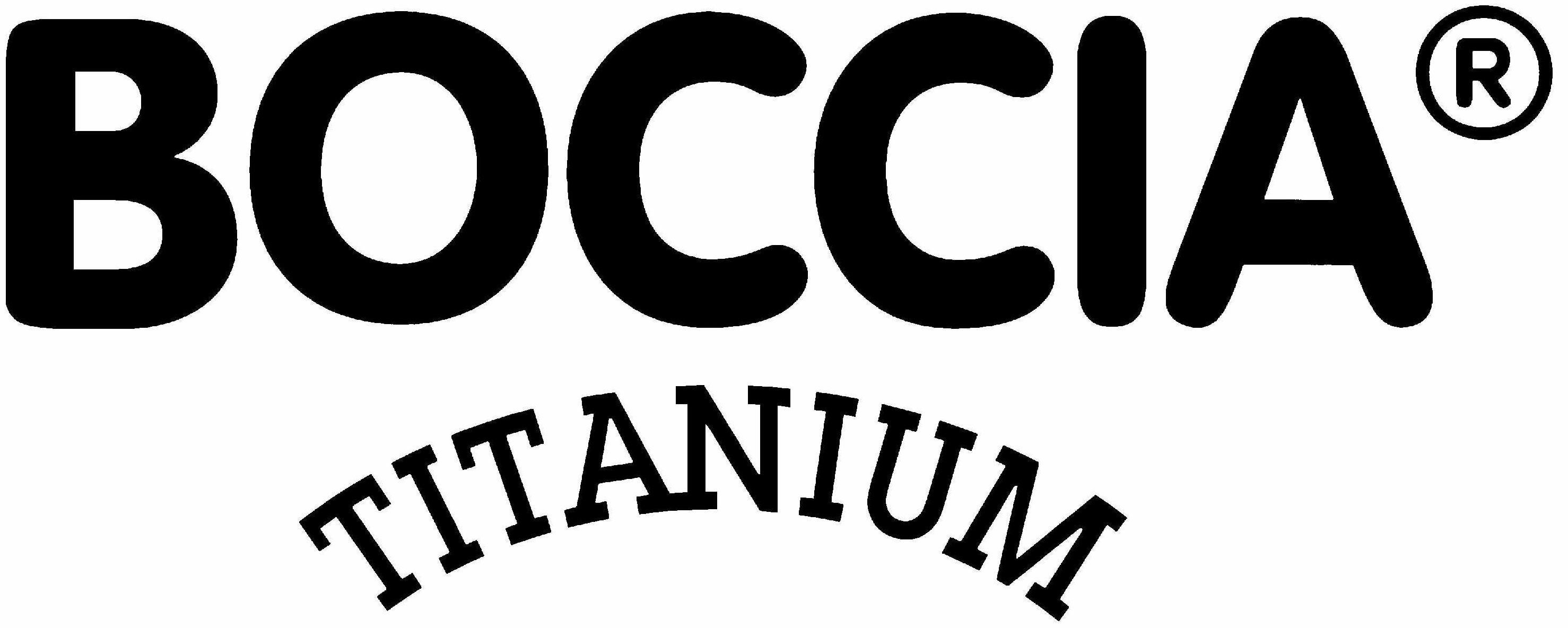Boccia Collier aus Titan 08033-02