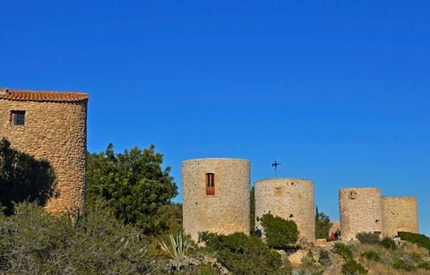 Tour Virtual | MOLINOS DE LA PLANA, Javea