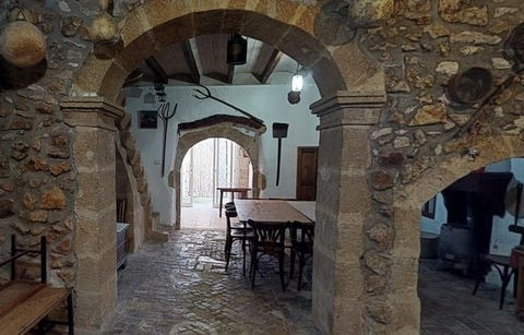 Tour Virtual | CASA TRADICIONAL L'Escalda, Javea