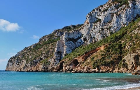 Tour Virtual | CALA GRANADELLA, Javea