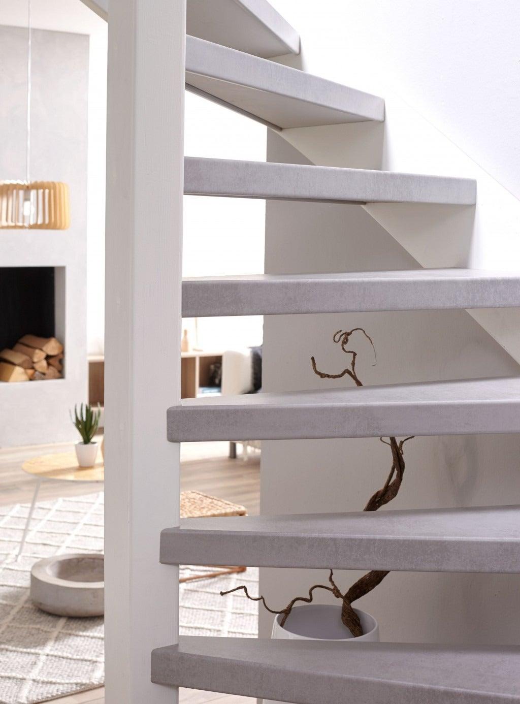 Beton look soorten traprenovatie the stairs factory